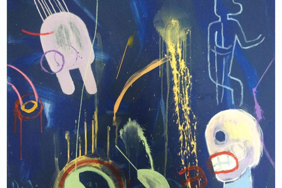 ANDRZEJ DUDZIŃSKI DUDI – Do trzech razy sztuka. Malarstwo/Rysunek
